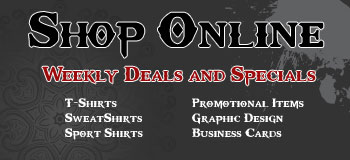 shop online for custom screen printing specials